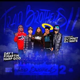 Trap Brothers 2 IMNIT front cover