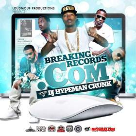 Breaking Recorders .Com Bigga Rankin front cover