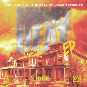 Summer Heat EP Mr. Mid front cover