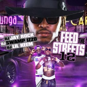 Feed The Streets 12 DJ Jay Rock front cover