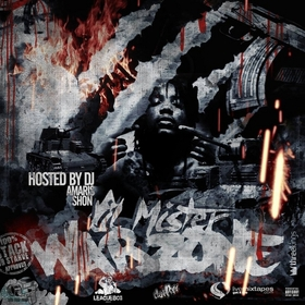 War Zone Lil Mister front cover