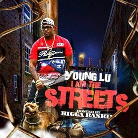 I Am The Streets Young Lu front cover