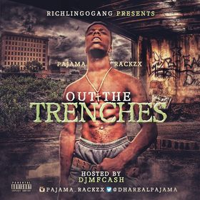 Out The Trenches DJ MF Cash front cover