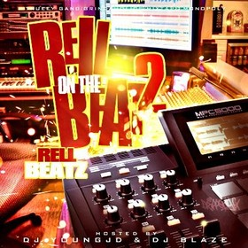 Rell On Da Beat 2 Rell On Da Beat front cover