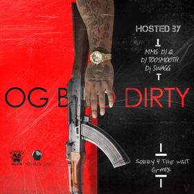 Sorry For The Wait: G-Mix OG Boo Dirty front cover
