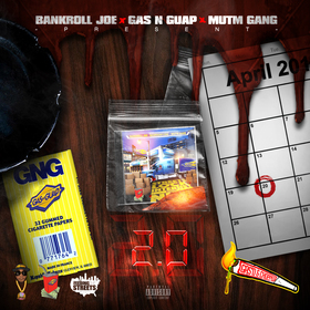 Gas N Guap: 2.0 (Gas'd N Chopped) DJ Philly Phil front cover