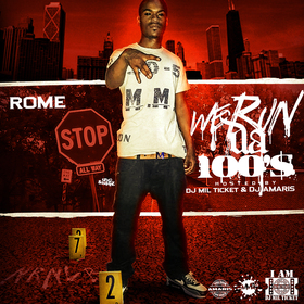We Run Da 100s Rome NRNLB front cover