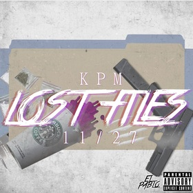 KPM Lost Files 11/27 BlizzKPM front cover
