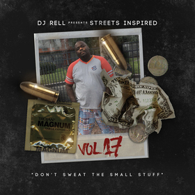 Streets Inspired 17 DJ Rell front cover