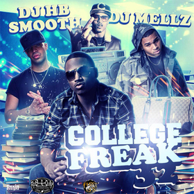 College Freak 32 DJ HB Smooth front cover