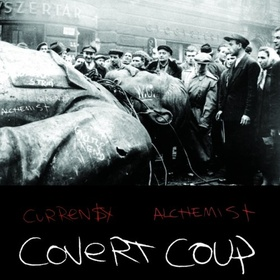 Covert Coup Curren$y front cover