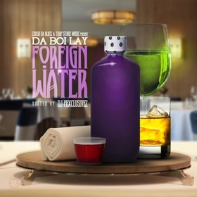 3 Way: Foreign Water Da Boi Lay front cover