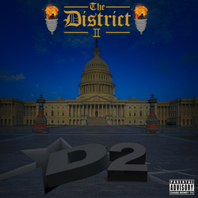 The District 2 DJ SaySay front cover