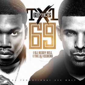 Hip Hop TXL Vol. 69 DJ Reddy Rell front cover