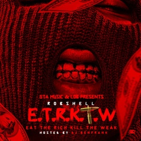 Eat The Rich Kill The Weak RobShell front cover