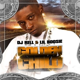 Golden Child (Remastered) DJ Rell front cover