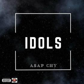 Idols Asap Chy front cover