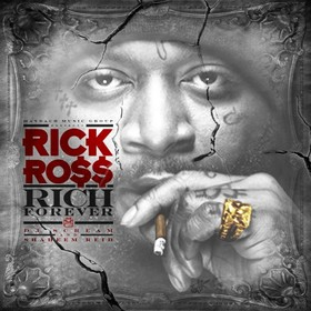 Rich Forever Rick Ross front cover