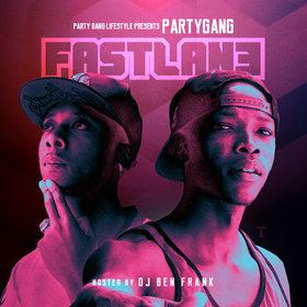 Fastlane Party Gang front cover