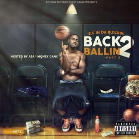 Back 2 Ballin 2 DJ ASAP front cover