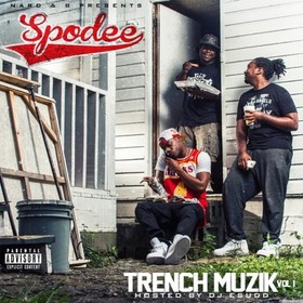 Trench Muzik Spodee front cover