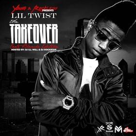 The Takeover (Carte Blanche Edition) Lil Twist front cover