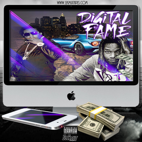 Digital Fame Various Artists front cover