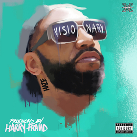 Visionary Haze front cover