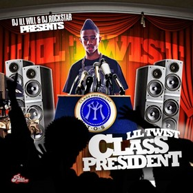 Class President Lil Twist front cover