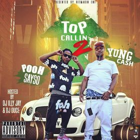 Top Callin 2 PoohSayso front cover