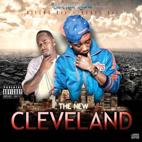 The New Cleveland DJ Rell front cover