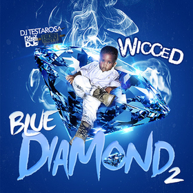 Blue Diamond 2 Wicced front cover
