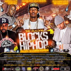 CMG Presents The Building Blocks Of HipHop Part 4.5 Colossal Music Group front cover