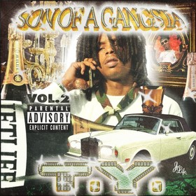 Son Of A Gangsta 2 T.Y. front cover
