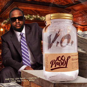 100 Proof V. O. 615 front cover
