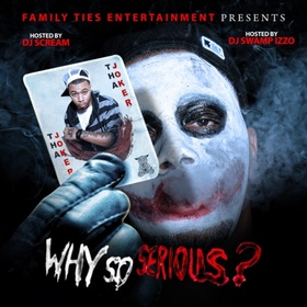 Why So Serious? Tha Joker  front cover