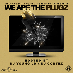 We Are The Plugz DJ Young JD front cover
