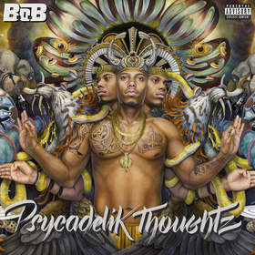 Psycadelik Thoughtz B.o.B front cover