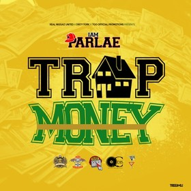 Trap Money Parlae front cover