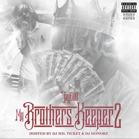 My Brothers Keeper 2 Tay600 front cover