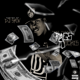 Rags To Riches Yung Supreme front cover