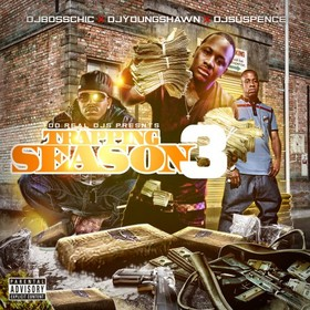 Trapping Season 3 DJ Boss Chic front cover
