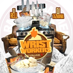 Wrist Workers DJ Rell front cover