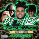 Tracks of the Month (August Edition) DJ Miles front cover