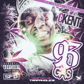 93 Gas (Trap-A-Holics) CKENT front cover