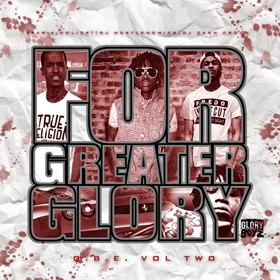 GBE: For Greater Glory 2 Trap-A-Holics front cover