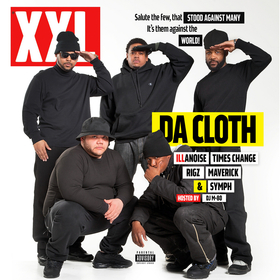 Salute The Few (Hosted By DJ M-80) Da Cloth front cover