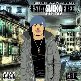#StaySuckaFree Lil Tay front cover