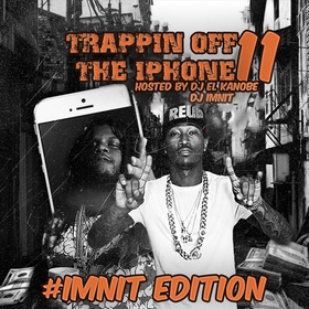 Trappin Off The Iphone 11 Various Artists front cover