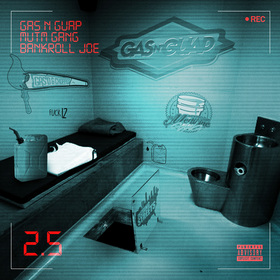 Gas N Guap: 2.5 (Gas'd N Chopped) DJ Philly Phil front cover